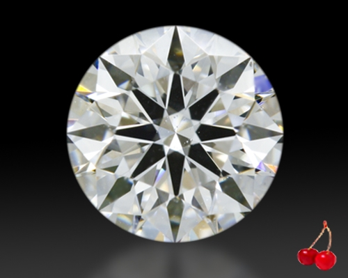 0.608 ct F SI1 Expert Selection Round Cut Loose Diamond