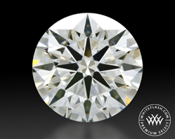 0.814 ct H VS1 Premium Select Round Cut Loose Diamond