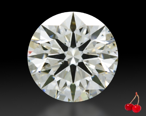 0.701 ct J SI1 Expert Selection Round Cut Loose Diamond