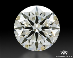 0.82 ct I VS1 A CUT ABOVE® Hearts and Arrows Super Ideal Round Cut Loose Diamond