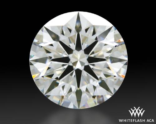 0.716 ct G VS1 A CUT ABOVE® Hearts and Arrows Super Ideal Round Cut Loose Diamond