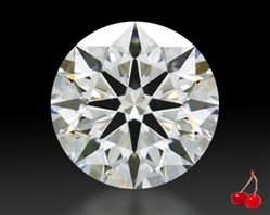 0.817 ct F SI1 Expert Selection Round Cut Loose Diamond