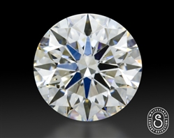 0.703 ct G SI1 Expert Selection Round Cut Loose Diamond