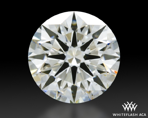 1.015 ct I VS2 A CUT ABOVE® Hearts and Arrows Super Ideal Round Cut Loose Diamond