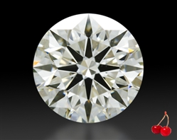 1.003 ct K VS2 Expert Selection Round Cut Loose Diamond