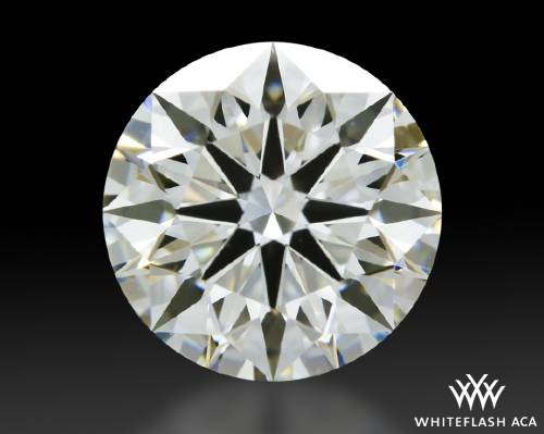 1.252 ct J VVS2 A CUT ABOVE® Hearts and Arrows Super Ideal Round Cut Loose Diamond