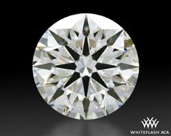 1.252 ct J VVS2 A CUT ABOVE® Hearts and Arrows Super Ideal Round Cut Loose Diamond
