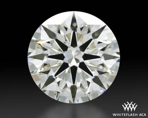 1.505 ct J VVS2 A CUT ABOVE® Hearts and Arrows Super Ideal Round Cut Loose Diamond