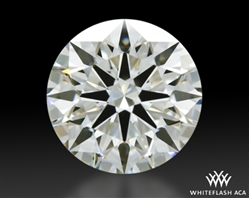 1.505 ct J VVS2 A CUT ABOVE® Hearts and Arrows Super Ideal Round Cut Loose Diamond