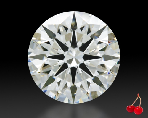 1.505 ct J VS2 A CUT ABOVE® Hearts and Arrows Super Ideal Round Cut Loose Diamond