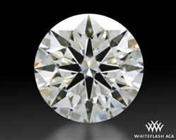 1.707 ct I VS2 A CUT ABOVE® Hearts and Arrows Super Ideal Round Cut Loose Diamond