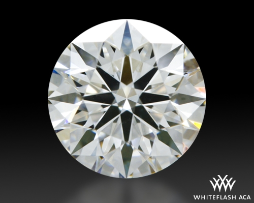 0.706 ct G VS1 A CUT ABOVE® Hearts and Arrows Super Ideal Round Cut Loose Diamond
