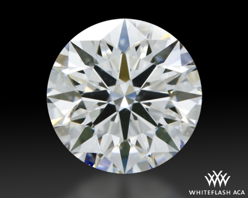 0.72 ct E SI1 A CUT ABOVE® Hearts and Arrows Super Ideal Round Cut Loose Diamond