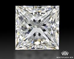 1.045 ct G VS2 A CUT ABOVE® Princess Super Ideal Cut Diamond