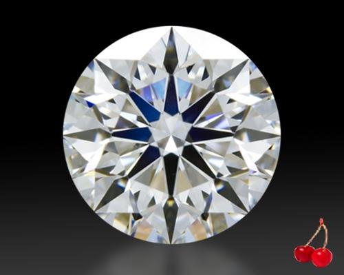 0.906 ct D VS1 Expert Selection Round Cut Loose Diamond