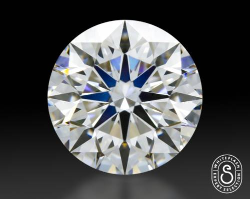 0.915 ct E VVS1 Expert Selection Round Cut Loose Diamond