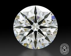 0.907 ct G VS1 Expert Selection Round Cut Loose Diamond
