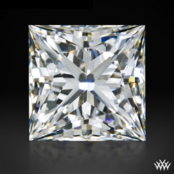 1.008 ct I VS1 A CUT ABOVE® Princess Super Ideal Cut Diamond