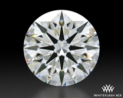 2.017 ct F VS1 A CUT ABOVE® Hearts and Arrows Super Ideal Round Cut Loose Diamond