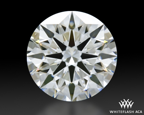 2.037 ct G VS1 A CUT ABOVE® Hearts and Arrows Super Ideal Round Cut Loose Diamond
