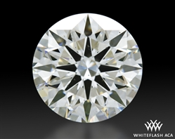 2.017 ct I SI1 A CUT ABOVE® Hearts and Arrows Super Ideal Round Cut Loose Diamond