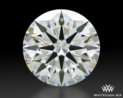 1.736 ct G VS1 A CUT ABOVE® Hearts and Arrows Super Ideal Round Cut Loose Diamond
