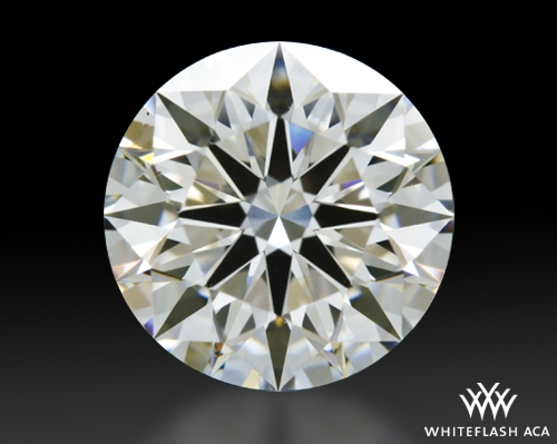 1.751 ct H VS1 A CUT ABOVE® Hearts and Arrows Super Ideal Round Cut Loose Diamond