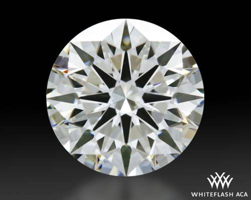 1.515 ct H VS2 A CUT ABOVE® Hearts and Arrows Super Ideal Round Cut Loose Diamond