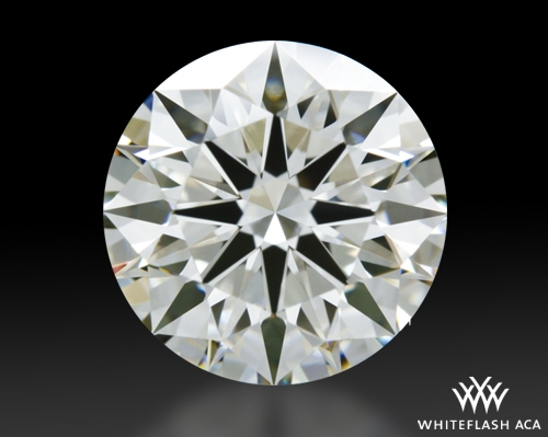 1.511 ct I VVS2 A CUT ABOVE® Hearts and Arrows Super Ideal Round Cut Loose Diamond