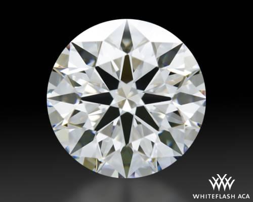 1.233 ct D VVS2 A CUT ABOVE® Hearts and Arrows Super Ideal Round Cut Loose Diamond
