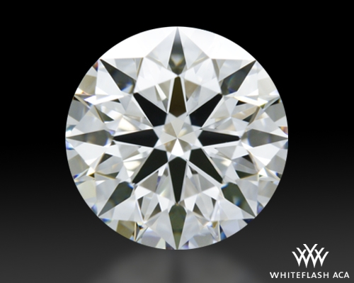 1.233 ct D VVS2 A CUT ABOVE® Hearts and Arrows Super Ideal Round Cut Loose Diamond
