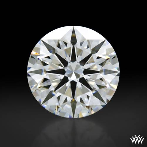 1.063 ct D IF A CUT ABOVE® Hearts and Arrows Super Ideal Round Cut Loose Diamond