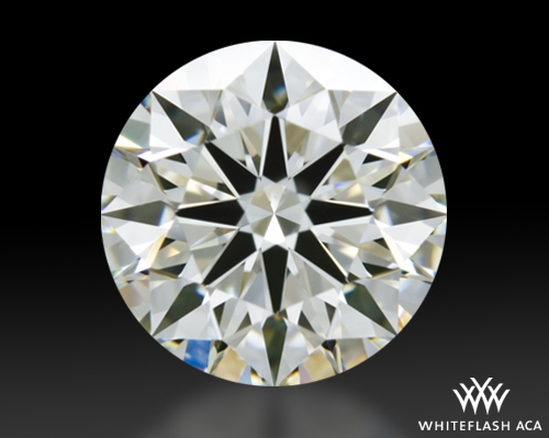 1.018 ct J VS1 A CUT ABOVE® Hearts and Arrows Super Ideal Round Cut Loose Diamond