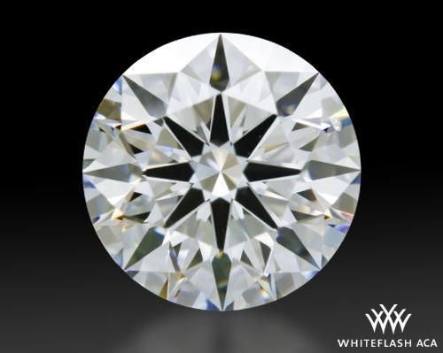 0.84 ct E SI1 A CUT ABOVE® Hearts and Arrows Super Ideal Round Cut Loose Diamond