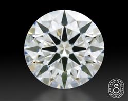 0.602 ct F VS2 Expert Selection Round Cut Loose Diamond