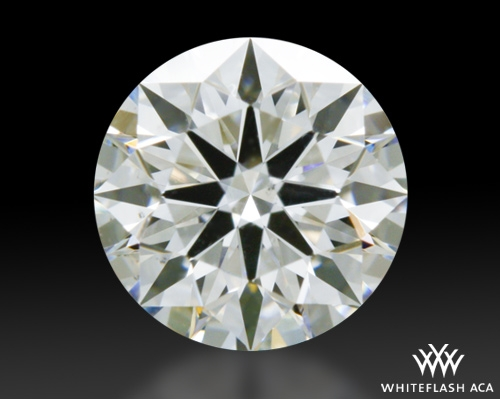 0.62 ct G VS2 A CUT ABOVE® Hearts and Arrows Super Ideal Round Cut Loose Diamond