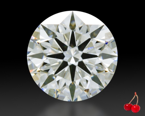 0.637 ct G VS2 Expert Selection Round Cut Loose Diamond