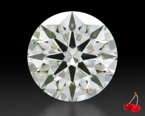 0.615 ct H SI1 Expert Selection Round Cut Loose Diamond