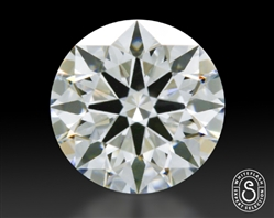 0.601 ct F VS2 Expert Selection Round Cut Loose Diamond