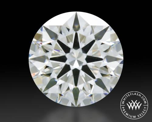 0.788 ct F VS1 Premium Select Round Cut Loose Diamond