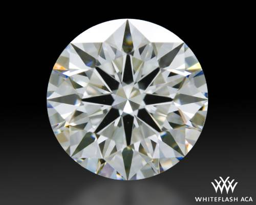 0.73 ct F VS1 A CUT ABOVE® Hearts and Arrows Super Ideal Round Cut Loose Diamond