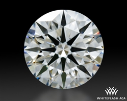0.425 ct F VS1 A CUT ABOVE® Hearts and Arrows Super Ideal Round Cut Loose Diamond