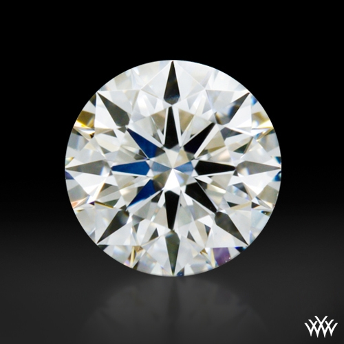 0.411 ct F VS1 Expert Selection Round Cut Loose Diamond