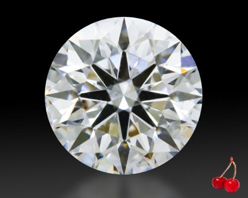 0.821 ct E SI1 Expert Selection Round Cut Loose Diamond