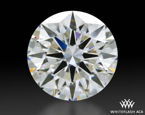 0.627 ct D VS2 A CUT ABOVE® Hearts and Arrows Super Ideal Round Cut Loose Diamond