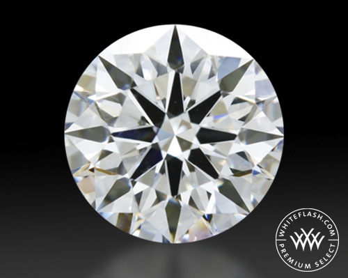 0.902 ct E SI1 Premium Select Round Cut Loose Diamond