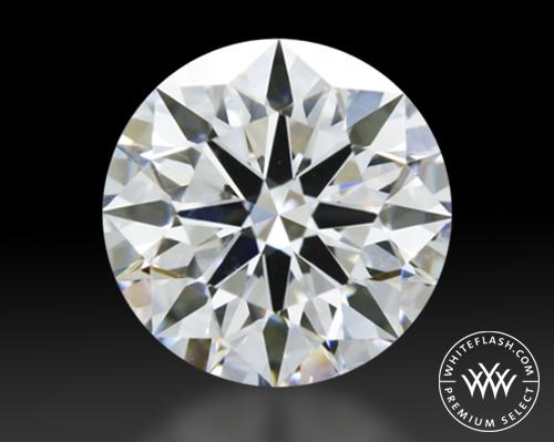0.902 ct E SI1 Premium Select Round Cut Loose Diamond