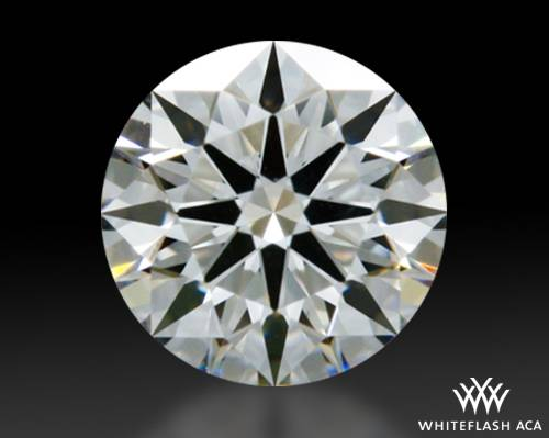 0.315 ct G VS1 A CUT ABOVE® Hearts and Arrows Super Ideal Round Cut Loose Diamond
