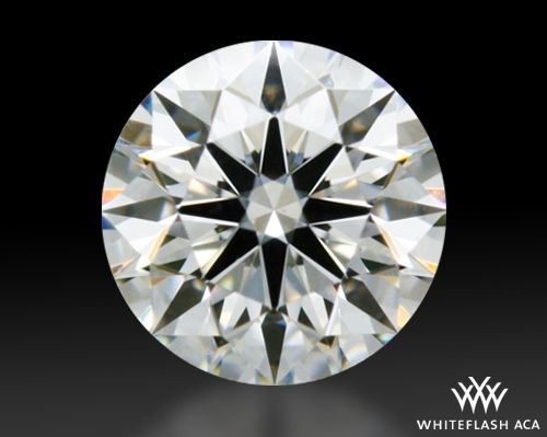 0.32 ct H VS1 A CUT ABOVE® Hearts and Arrows Super Ideal Round Cut Loose Diamond