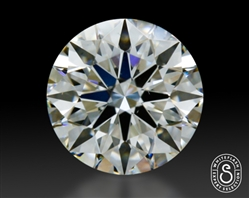 0.365 ct H VS2 Expert Selection Round Cut Loose Diamond